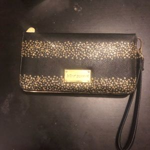 Betsey Johnson Star ⭐️ Wristlet/ Wallet